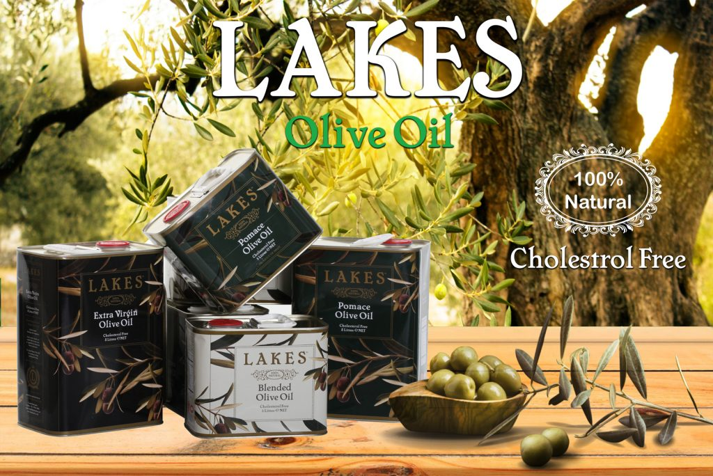 Lakes Olive Oil