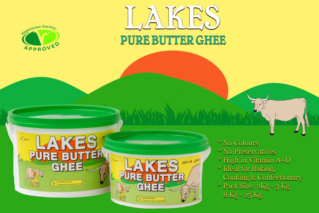 Lakes Clarified Butter Ghee