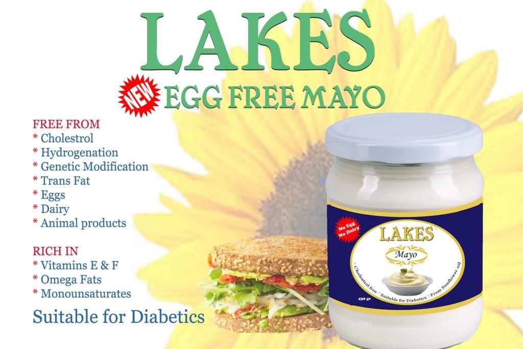 Lakes Egg Free Mayo