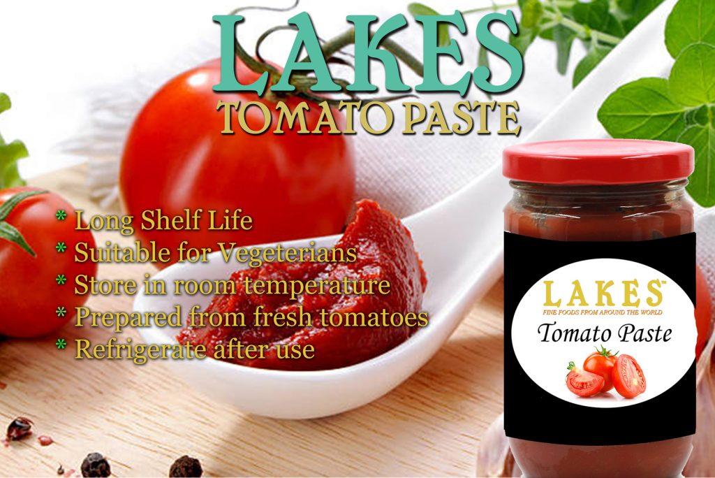 Lakes Tomato Paste